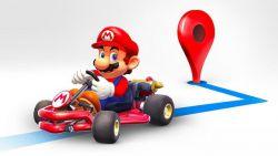 Selama Satu Minggu, Mario Akan Menjadi Karakter Pemandu di Google Maps