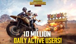 Pubg Mobile Berhasil Menembus 10 Juta Pemain Aktif Setiap Harinya