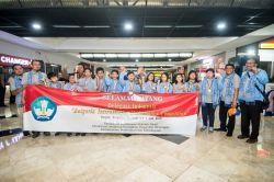 Siswa SD Indonesia Juarai Kompetisi Matematika Internasional