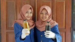 Mahasiswa ITS Kembangkan Energi Baru dari Limbah Tetes Tebu