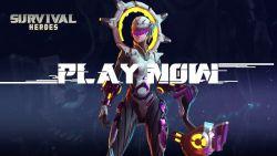 Survival Heroes, Game Moba Sekaligus Battle Royale Telah Rilis untuk Android