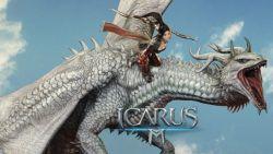 Icarus M Resmi Dirilis, Tawarkan Grafis Fantastis Layaknya Game PC