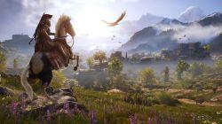 Luas Banget, Ukuran Map Assassin'S Creed Odyssey Diperkirakan Sebesar 130km