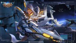 Mobile Legends Akhirnya Resmi Hadirkan Skin Edisi Terbatas Lesley - Stellaris Ghost!