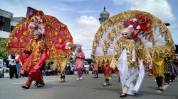 Parade Budaya Meriahkan Pembukaan Fls2n di Banda Aceh