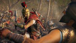 Cuma Butuh 40 Jam untuk Tamatkan Assassin'S Creed Odyssey