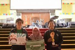 Tiga Mahasiswa IPB Ciptakan Aplikasi Lari Bareng