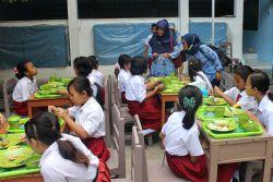Kemendikbud Berupaya Entaskan Kekurangan Gizi pada Anak Sekolah