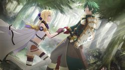 Adaptasi RPG 'record of Grancrest War: Quartet Conflict' Resmi Dirilis untuk Mobile!
