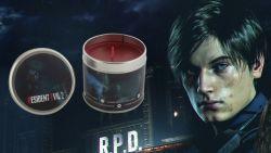 Biar Lebih Seram Saat Main, Resident Evil 2 Hadirkan Merchandise Lilin Beraroma Zombie