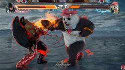 Untuk Pertama Kalinya, Karakter Panda Memenangkan Turnamen Dunia Tekken