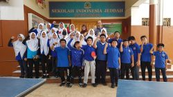 Menciptakan Indonesia Kecil di Sekolah Indonesia Jeddah