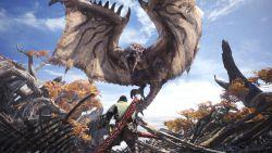 Laku Keras! Monster Hunter World Sudah Terjual Lebih dari 11 Juta Copy