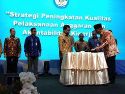 Kemendikbud Selenggarakan Rapat Koordinasi Pengelolaan Keuangan Pendidikan dan Kebudayaan Tahun 2019