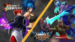 Kolaborasi Terpanas Tahun Ini! Iori dan Leona Akan Segera Hadir di Mobile Legends