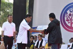 Pemerintah Berikan Bantuan Pendidikan 739,6 Milyar untuk Kabupaten Deli Serdang