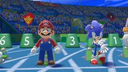 Sega Ungkapkan Game Terbarunya! Mario and Sonic at The Olympic Games Tokyo 2020