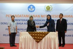 Pusdiklat Kemendikbud Memenuhi Syarat Gelar Pelatihan Kepemimpinan Nasional