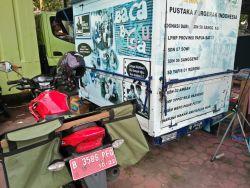 Gerak Literasi di Papua Barat