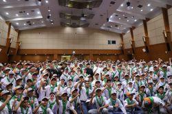 Mendikbud Dorong Peserta Kawah Kepemimpinan Pelajar Berani Bermimpi dan Bangun Jejaring