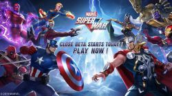Moba Kok Avengers? Ini Dia Game Moba Terbaru, Marvel Super War! Anti Snap Thanos Nih