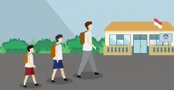 PPDB 2019: Jarak Rumah ke Sekolah 400 Meter, Langsung Diterima