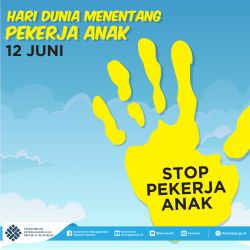 Stop Pekerja Anak