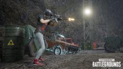 Mirip Apex Legends? Pubg di Playstation 4 dan Xbox One Tambahkan Fitur Auto Equip Attachment