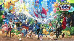 Pokemon Go Berhasil Menempati Peringkat 2 sebagai Game Mobile Terlaris dari Pengembang Barat