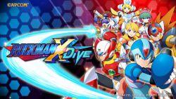 Capcom Akhirnya Umumkan Game Mega MAN X Terbaru untuk Mobile!