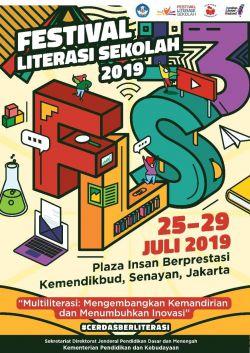 Kemendikbud Siap Selenggarakan Festival Literasi Sekolah ke-3