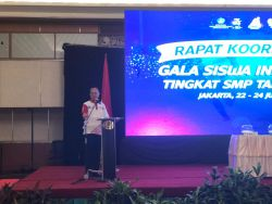 Kemendikbud Kembali Gelar Kompetisi Sepakbola Gala Siswa Indonesia Tingkat SMP