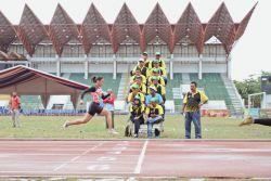 O2SN SMA: Kejelian Menjadi Kunci Keberhasilan Cabang Olahraga Lari 100 Meter