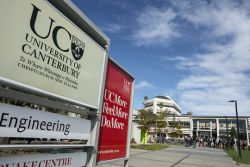 Raih Beasiswa Doktor di University of Canterbury, NZ