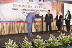 Indonesia-Prancis Perkuat Kerja Sama Bidang Pendidikan