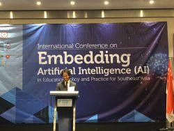 Kemendikbud Gelar Konferensi Internasional Pemanfaatan Kecerdasan Buatan Bidang Pendidikan