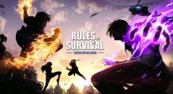 Tak Mau Kalah, Rules of Survival Adakan Kolaborasi dengan The King of Fighters