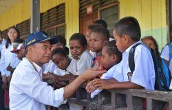 Kemendikbud Hadirkan Digitalisasi Sekolah di Papua