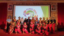 Pelajar Indonesia di Arab Saudi Ikuti Festival Lomba Olimpiade dan Kreativitas Siswa