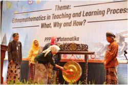 PPPPTK Matematika Selenggarakan Seminar Internasional Tentang Pendidikan Matematika