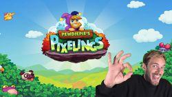 Hadir dengan Edgar dan Maya, Pewdiepie Akan Segera Rilis Game Terbarunya Pixellings Pewdiepie!
